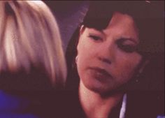 """And Callie is there for Arizona. 