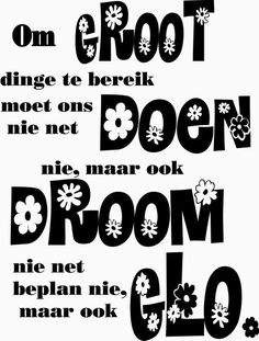 Afrikaans Quotes