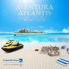 Gana un pasaje para 2 a Nassau con todo pagado! http://aventuraatlantis.com/referral/lQOccr