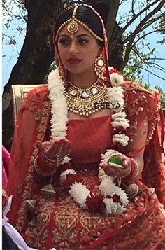 Real Bride - My stunning bride Taranjit knew exactly what she wanted and we made her exactly what she wanted. #deeyabride #2017bride #brideof2017 #indianbride #indianwedding #indianfashion