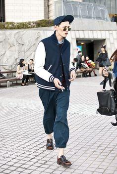 Seoul Fashion Week by JINJIN