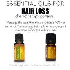 Hairloss support for Chemo