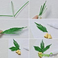 make green leafs