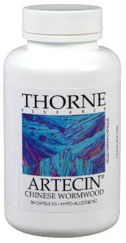 Amazon.com: THORNE RESEARCH - Artecin (Artemisia Annua) - 90ct [Health and Beauty]: Health & Personal Care