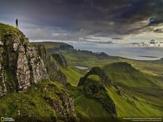 Room with a View Photo and caption by Jonathan Fuhrmann CATEGORY: Outdoor Scenes LOCATION: Flodigarry, Scotland, United Kingdom