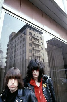 Johnny & Joey