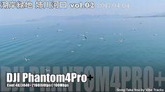 湖岸緑地 姉川河口 vol.02 2017.04.04 DJI Phantom4Pro+