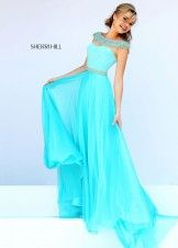 Sherri Hill 32220 Jeweled Chiffon Gown