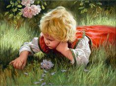 Vladimir Volegov, Oil painting