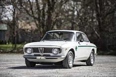 Here's Your Chance To Own One Of The Last Alfa Romeo GTAs Built - Petrolicious