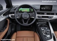 Audi A5 Sportback 2017 poster, #poster, #mousepad