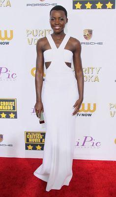 At the 2014 Critics' Choice Movie Awards, January 16, 2014