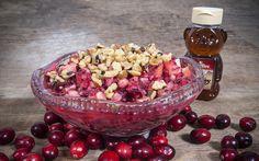 Honey Cranberry Relish