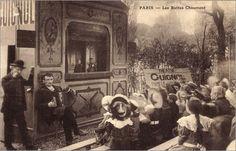 teatrino guignol, 1900