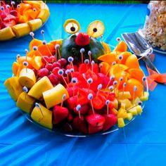 Festa infantil criativa é tudo de bom, separei 30 ideias para você inovar a festa infantil das crianças e aproveitar melhor as frutas e legemes e muito mais.