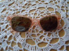Vintage Fosta Certified Safe Lenses Children's Sunglasses Foil Tag