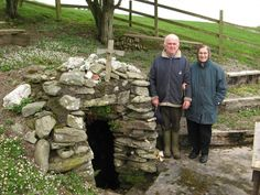 Celeste Ray travels to Ireland to uncover little-known truths about Ireland's women saints and how the location of their holy wells may give clues to how well these patrons have endured the t…