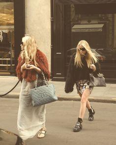 Fearless Fashion, Chanel bag>>