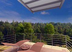 Deck Design of Zero House