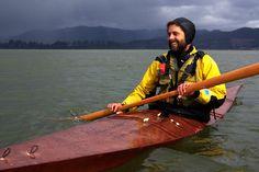The modern skin on frame kayak
