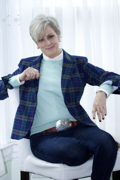 plaid style | style at a certain age