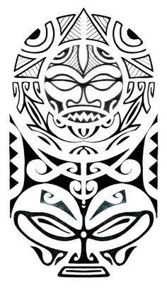 "Search result for ""maori"" - Tattoo Ideas & Diy Tiki Tattoo, Arm Tattoo, Body Art Tattoos, Cool Tattoos, Tattoo Frame, Tatoos, Polynesian Tattoo Designs, Polynesian Art, Maori Tattoo Designs"