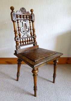 Black Forest Musical Chair   Antiques Atlas