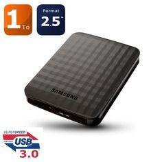 59.99 € ❤ Le #DD externe de #Stockage - #Samsung Disque Dur M3 1 To USB 3.0 ➡ https://ad.zanox.com/ppc/?28290640C84663587&ulp=[[http://www.cdiscount.com/informatique/disques-durs/samsung-disque-dur-m3-1to-usb3-0/f-1073602-stshxm101tcbbis.html?refer=zanoxpb&cid=affil&cm_mmc=zanoxpb-_-userid]]