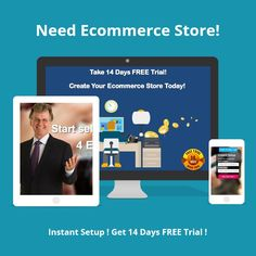 Now It's easy to build an online #ecommercestore in 4 Easy Steps with SitesSimply. Promote your products and services by creating an online store with our integrated featured services. Instant #setup and also get 14 day FREE trial.