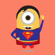 Today I am sharing a collection of minions from Despicable Me 2 Move. Scroll down to get Minion wallpapers, images & fan art. Amor Minions, Despicable Me 2 Minions, Minions Love, Minions 2014, Minion Rush, Minions Quotes, Minion Superhero, Minion Avengers, Superhero Superman