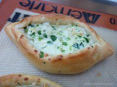 Fatayer bil Jibneh | Savory Cheese Hand Pies; photo © Christine Bedrossian