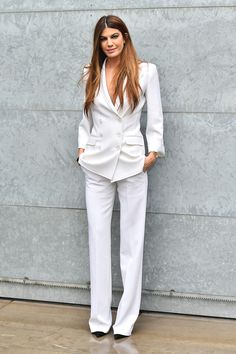 Derek Blasberg selects the 10 best dressed at Milan Fashion Week: Bianca Brandolini d'Adda