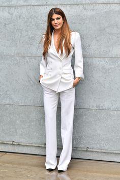 Derek Blasberg selects the 10 best dressed at Milan Fashion Week: Bianca Brandolini d'Adda