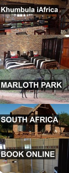 Hotel Khumbula iAfrica in Marloth Park, South Africa. For more information, photos, reviews and best prices please follow the link. #SouthAfrica #MarlothPark #travel #vacation #hotel