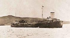 6 November 1940 worldwartwo.filminspector.com San Demetrio tanker