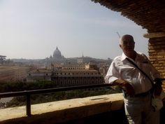 Fotografía: Hugo Alberto Herrera - Roma desde el Castillo St Angelo