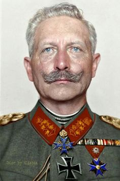 Kaiser Wilhelm II of Germany 1918