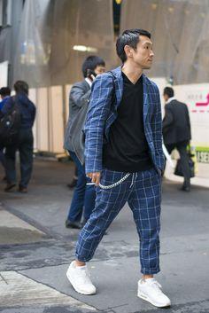 Street Style at Tokyo Fashion Week | Details