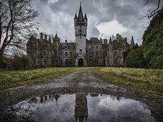 Chateau Miranda, Celles, België