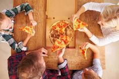 """The American Academy of Pediatrics recently published a flawed technical report, """"Food Additives and Child Health,"""" that has created unwarranted concern about perfluoroalkyl chemicals in food packaging. Incredible Pizza, Make Your Own Pizza, Order Pizza, American Academy Of Pediatrics, Recipe Scrapbook, Food Trends, Recipes From Heaven, Kids Health, Food Packaging"""