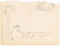 John Lennon's drawing