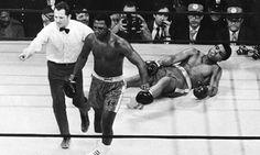 Joe Frazier & Muhammad Ali #Boxing