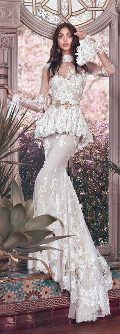 Galia Lahav Wedding Dress Collection 2018- Victorian Affinity -Tesla