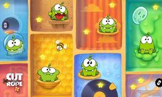 "Making of Om Nom stories from ""Cut the rope"" gameComputer Graphics & Digital Art Community for Artist: Job, Tutorial, Art, Concept Art, Portfolio"