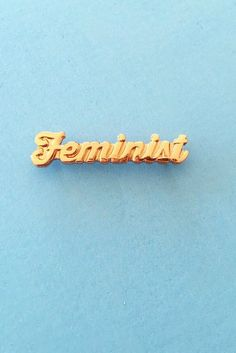 29 Pins + Patches That Prove the Future Is Female via Brit + Co