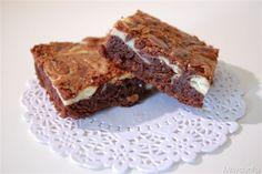 Brownies al cioccolato, scopri la ricetta: http://www.misya.info/ricetta/brownies-al-cioccolato.htm