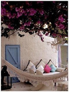 #hammock # comfort #peace #quaint