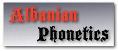 Albanian Phonetics