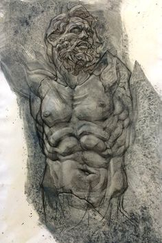 #anatomy #male #figure drawing
