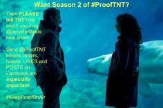 """Matthew Modine n Jennifer Beals...TNT drama series """"Proof"""""""